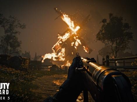 Activision no aparece nombrada en el trailer de Call of Duty: Vanguard