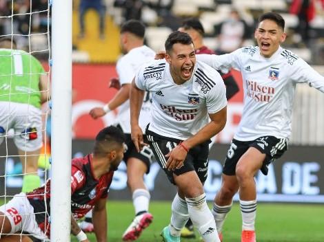 Se ilusiona con el título: Colo Colo vence a Antofagasta y dormirá como puntero