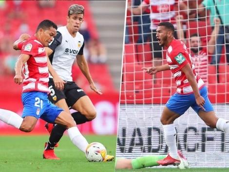 Conexión Bacca-Suárez: primer gol 100% colombiano de la década, en Europa