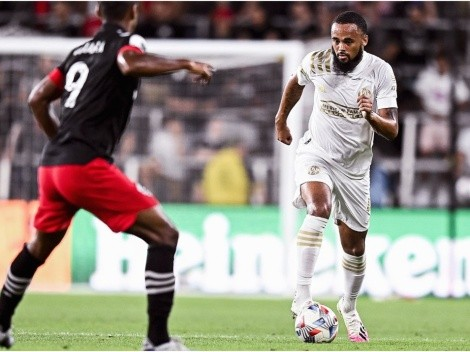 Josef Martínez pone arriba al Atlanta United sobre el DC United