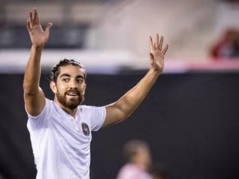 Golazo y doblete de Rodolfo Pizarro para el Inter Miami en la MLS
