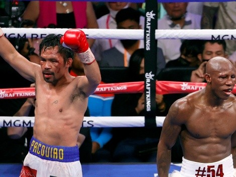 Las declaraciones de Yordenis Ugas que menos le van a gustar a Manny Pacquiao