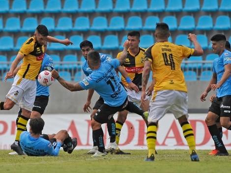 Coquimbo Unido vs. Deportes Iquique: Cómo ver EN VIVO por TNT Sports y streaming el partido por la Primera B