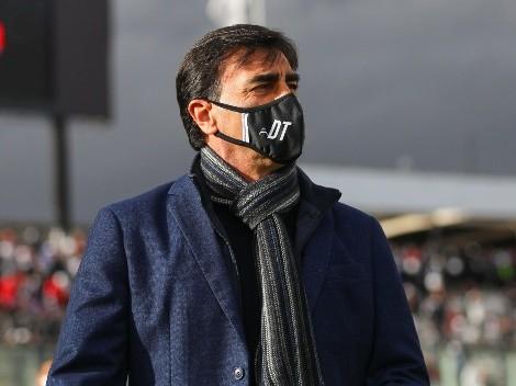 Valladares responde a la petición de Quinteros por refuerzos en Colo Colo