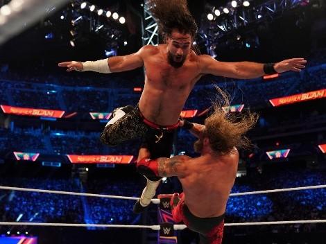 Las mejores imágenes del WWE SummerSlam 2021