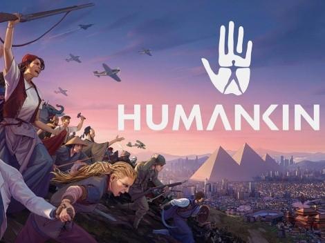 Humankind se convierte en lo más vendido de la semana en Steam