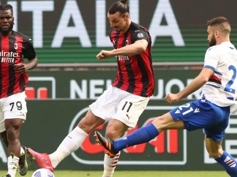 VER en USA | Sampdoria vs AC Milan EN VIVO ONLINE por la Serie A: Pronóstico, horario y canal de TV para ver EN DIRECTO el partido