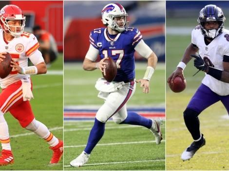 NFL Fantasy 2021: Los 5 mejores mariscales para la temporada