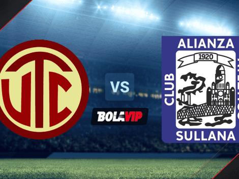 EN VIVO: UTC vs. Alianza Atlético por la Liga 1