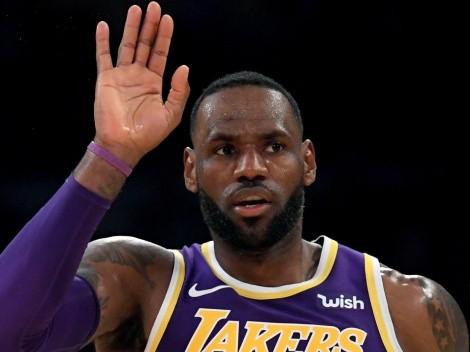 Los 5 mejores juegos de los Lakers en la temporada 2021-22