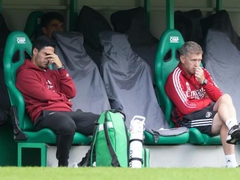 Arsenal sufre la baja de otra de sus figuras por Covid-19