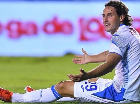 Santiago Giménez, de Cruz Azul, citado de última hora para el Juego de Estrellas