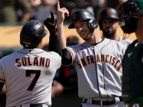El primer equipo en llegar a 80 triunfos y clasificar a la Postemporada de MLB