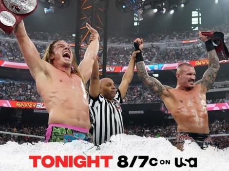 HOY | WWE Monday Night Raw | Lunes 23 de agosto: Previa, horario y canal de TV para ver EN VIVO ONLINE el regreso de Logan Paul.