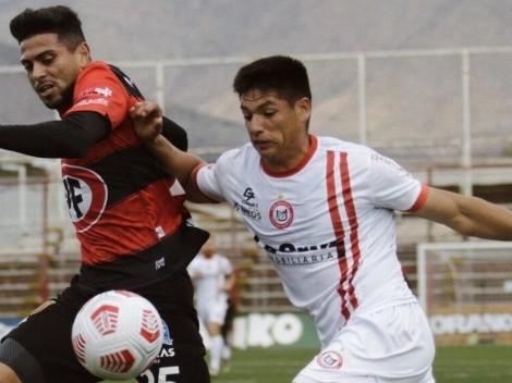 Unión San Felipe respira en la Primera B a costa de Rangers de Talca