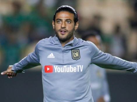 2021 MLS All-Star Game: Why isn't Carlos Vela playing for Team MLS?