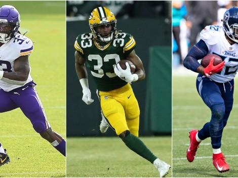 NFL Fantasy 2021: Los 5 mejores corredores para la temporada