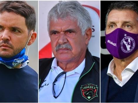 ¿Quién podría ser el próximo DT de la Liga MX en caer?