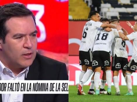 Caamaño cree que Colo Colo negoció con La Roja por final de Copa Chile