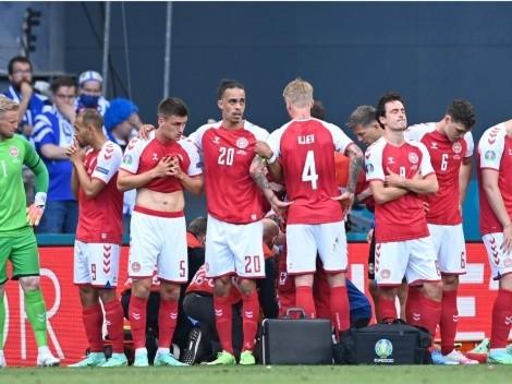 Kjaer y médicos que salvaron a Eriksen recibirán premio especial de UEFA