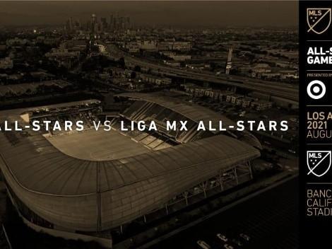 VER HOY en USA   All-Star Game 2021: MLS vs. Liga MX   Pronósticos, fecha, hora y canal de TV para ver EN VIVO ONLINE el Juego de las Estrellas