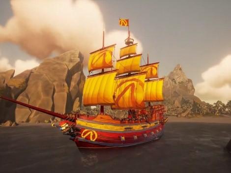 Sea of Thieves anuncia un evento en colaboración con Borderlands