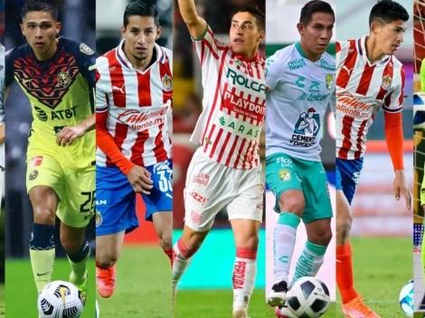 Jugadores que podrían ser llamados  al Tri por su rendimiento en la Liga MX