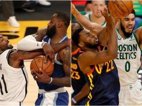 Ni Lakers, ni Nets: el equipo que tuvo al dúo más anotador en la NBA 2021