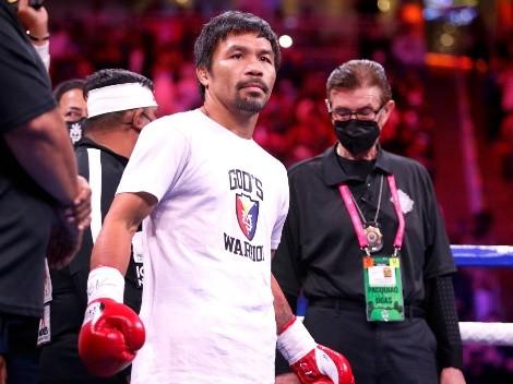 El presidente del CMB dijo que queda algo más por ver de Manny Pacquiao
