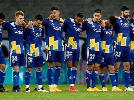 Boca: los 8 jugadores que Conmebol analiza sancionar para la próxima Copa Libertadores