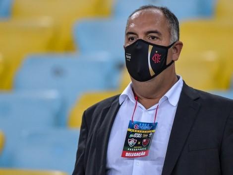 Braz afirma que  projeto do Flamengo com o Tondela  é uma assunto irritante