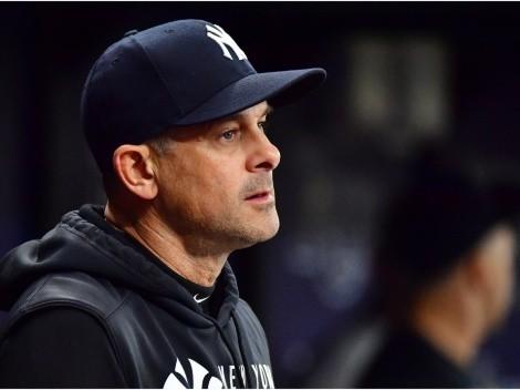 Aaron Boone speaks up on the Yankees' longest winning streak in 36 years
