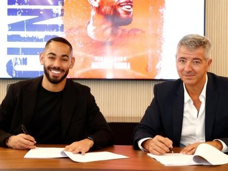 Atlético de Madrid anuncia Matheus Cunha como novo reforço
