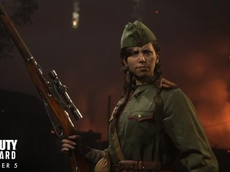 Call of Duty: Vanguard revela su primer gameplay en Gamescom 2021
