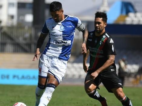 Deportes Antofagasta se hizo fuerte de local y derrotó a Palestino en el norte