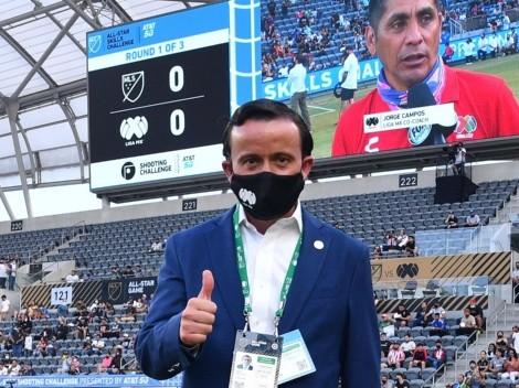 Para Mikel Arriola aún no ha llegado el momento de la fusión entre la Liga MX y la MLS