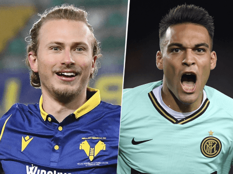 EN VIVO: Hellas Verona vs. Inter por la Serie A