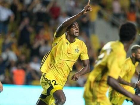 Modesto club clasifica a grupos de Champions con tres colombianos a bordo