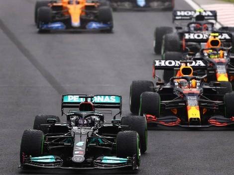 Lewis Hamilton venceu na Bélgica quatro vezes nos últimos 10 anos