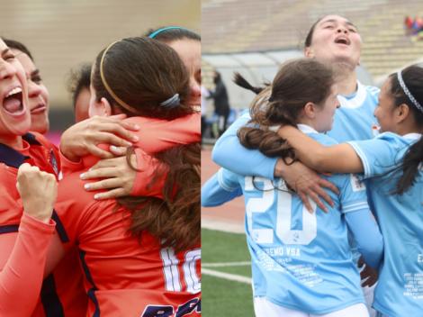 Todo está definido: 'Liga Femenina 2021' Sporting Cristal y César Vallejo clasifican a las semifinales