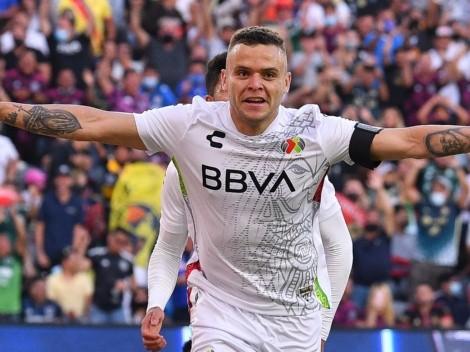 VIDEO: Jonathan Rodríguez se viste de héroe y adelanta a la Liga MX
