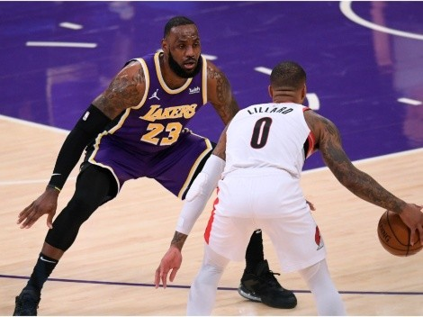 Damian Lillard reveals why he won't join LeBron James and the Lakers