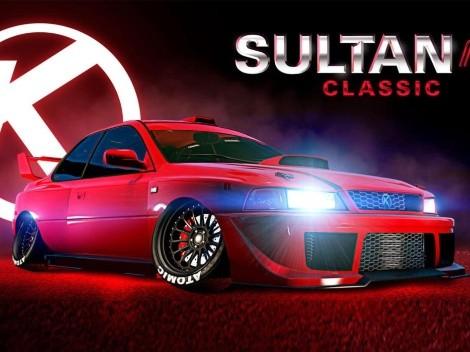 El Sultan RS Classic llega al GTA Online para el Club de Coches LS