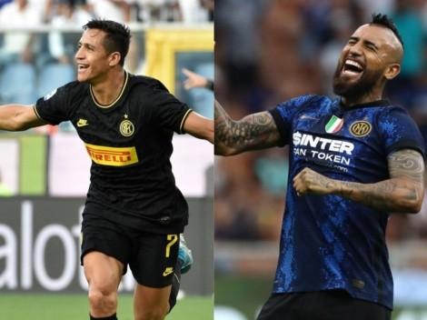 Sánchez y Vidal ya conocen los rivales para la Champions League