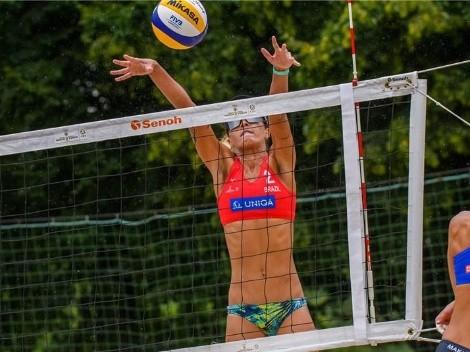 Duplas brasileiras disputam segunda etapa seguida na República Tcheca