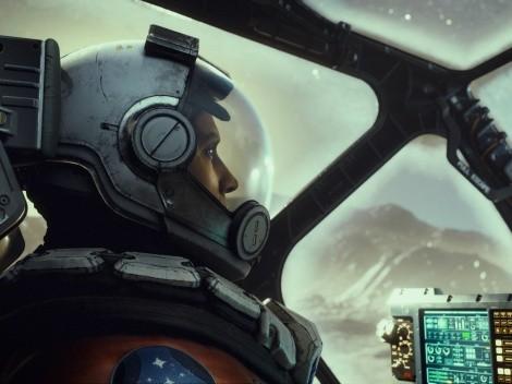 Bethesda muestra tres locaciones de Starfield, su RPG espacial