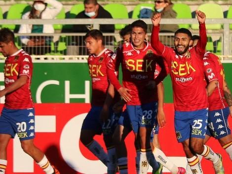 Unión Española continúa hundiendo a Santiago Wanderers