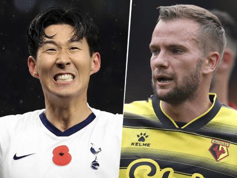 Mira EN VIVO ONLINE Tottenham vs. Watford   TV y Streaming para mirar EN DIRECTO GRATIS el juego por la Premier League