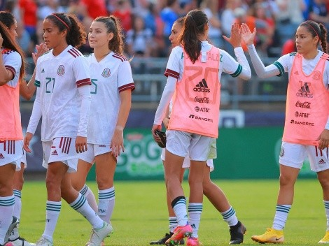 El Tri Femenil tiene invitado de lujo para jugar en el estadio Azteca