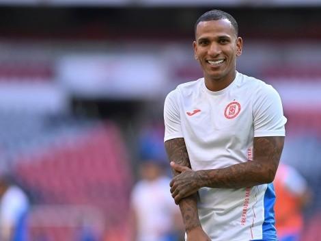 Rómulo Otero está impresionado con la calidad de dos compañeros de Cruz Azul